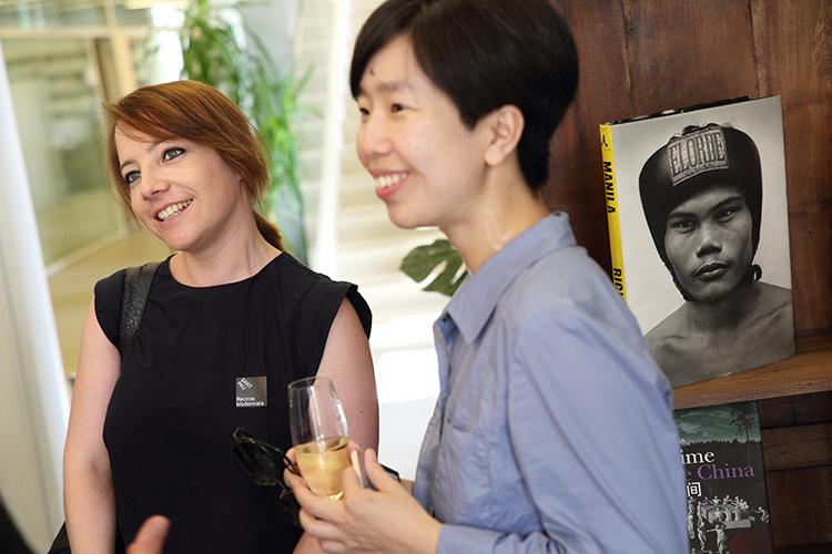 Almuerzo networking en la sede de Casa Asia