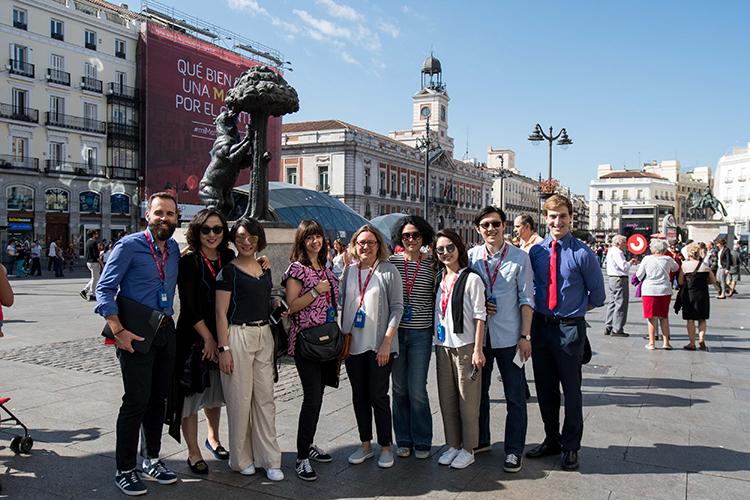 Visita guiada por la ciudad de Madrid