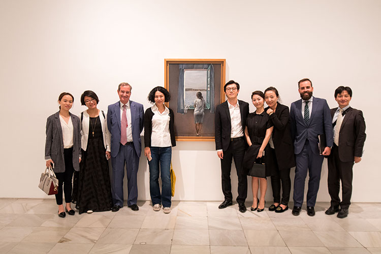 Visita privada al Museo Nacional Centro de Arte Reina Sofía