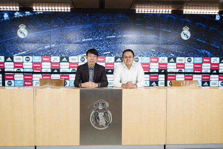 Visita al estadio Santiago Bernabéu