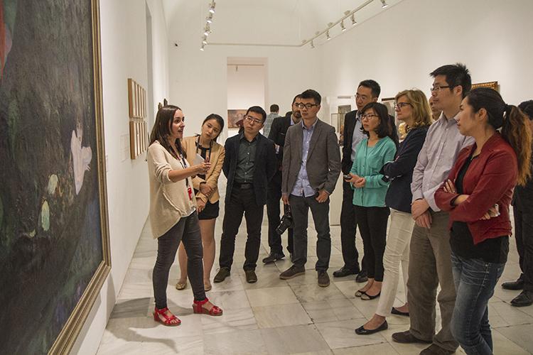 El Reina Sofía alberga una importante colección de obras del siglo XX y contemporánea