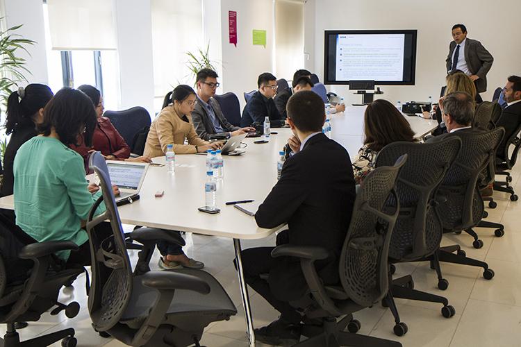 Imagen general de la reunión