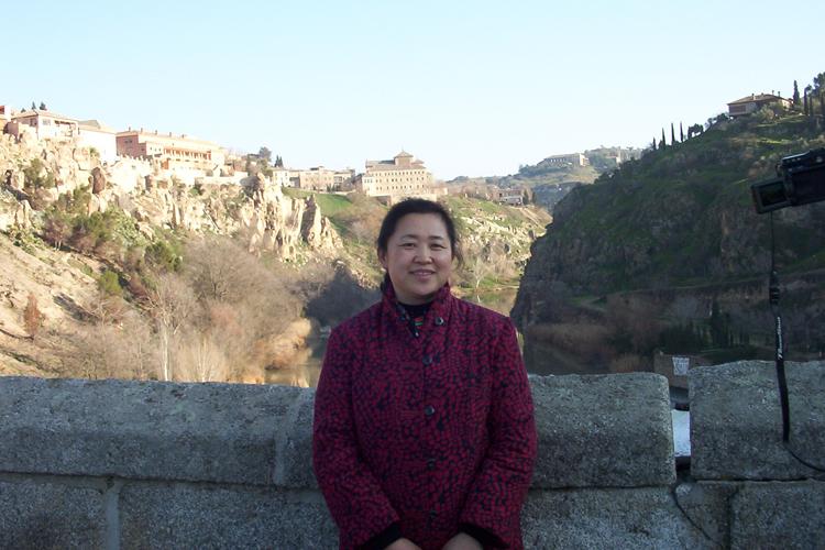 Los Futuros Líderes Chinos tuvieron la oportunidad de conocer Toledo.