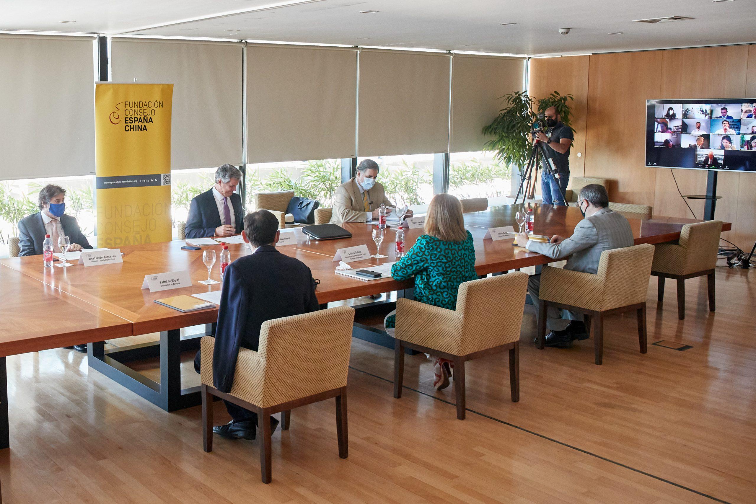 NOLSOM - Patronato Fundacion Consejo España-China